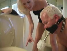 toilet-slave