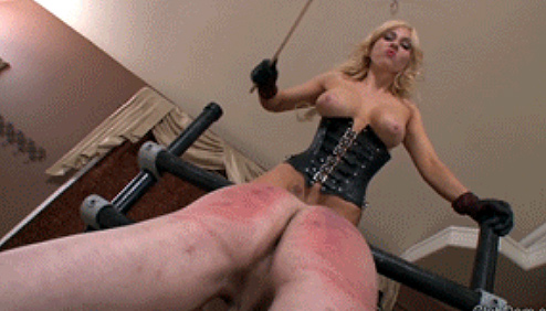 Caned-For-Blonde-Goddess-1